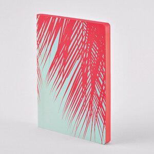 Breeze - Premium Notizbuch mit Ledereinband - Nuuna
