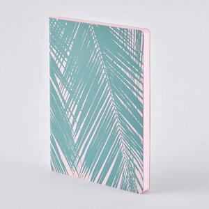 Baby Beach - Premium Notizbuch mit Ledereinband - Nuuna