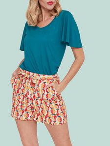 """Frauen Shorts aus Biobaumwolle """"Oh La La"""" - Mademoiselle YéYé"""