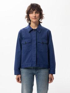 "Damen Worker Jacket ""Wilma Blue Touch"" - Nudie Jeans"