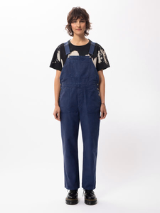 "Damen Worker Latzhose ""Karin Blue Touch"" - Nudie Jeans"