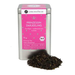Prinzessin Darjeeling Bio DOSE - LieblingsTee