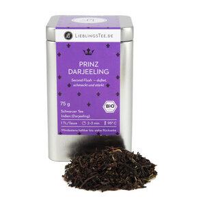 Prinz Darjeeling Bio DOSE - LieblingsTee