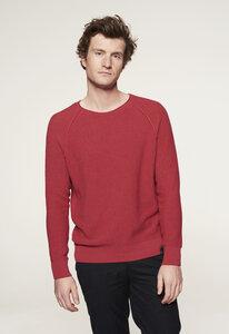 Goodmorning Sweater - Baumwolle - stehkragen - gestrickt & circular - Loop.a life