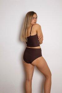 Pants No.1 - High-waisted Bikini Hose - RENDL