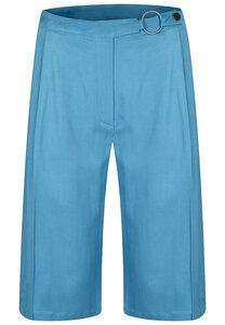 Culotte, kurze Hose mit Bundfalte und Ring - SinWeaver alternative fashion