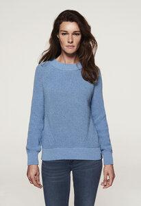 Dune Sweater - Baumwolle - gestrickt & circular - Loop.a life