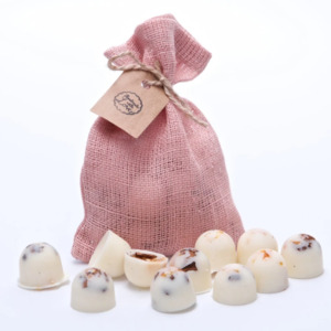 Set aus 10 Sojawachs-Melts für Duftlampen - Beauty Scents