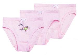 Mädchen Slip 3er Pack - Haasis Bodywear