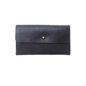 Portemonnaie schwarz - O MY BAG