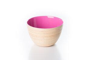 Bambusschälchen pink - Bea Mely