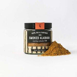 BBQ Smoked Alabama Bio Grillgewürz 60g - SoulSpice