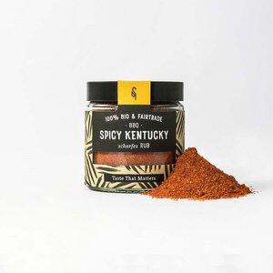 BBQ Spicy Kentucky Bio Grillgewürz 65g - SoulSpice