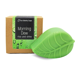"""Naturseife """"Morning Dew"""" - Eve Butterfly Soaps"""