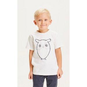 Kinder T-Shirt Flax Owl reine Bio-Baumwolle - KnowledgeCotton Apparel