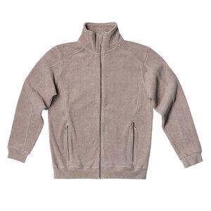 Living Crafts Herren Fleece Jacke Bio Baumwolle - Living Crafts