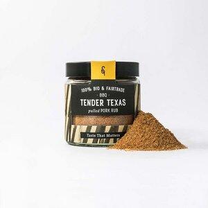 BBQ Tender Texas Bio Grillgewürz 80g - SoulSpice
