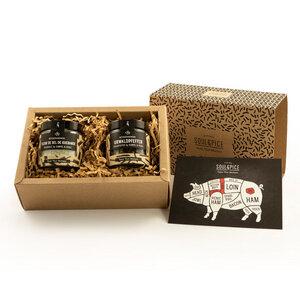 Steak Essentials Geschenkbox 130g - SoulSpice