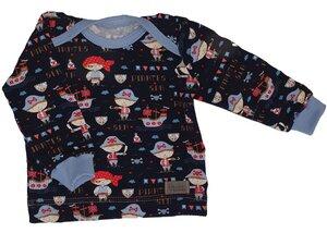 Baby-Shirt Seepiraten - Omilich