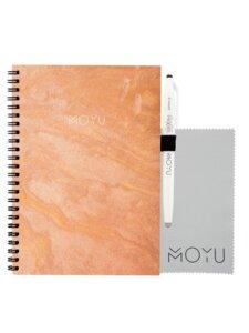 Ringbuch A5 - Löschbares Steinpapier - MOYU