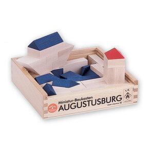"""Holzbaukasten """"Augustusburg"""" für Kinder ab 4 Jahre für Feinmotorik/Konzentration - Sina Spielzeug"""
