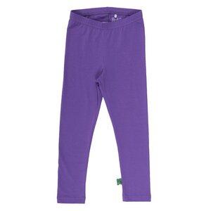 ALFA Leggings DARK PURPLE (GOTS-zertifiziert) - Green Cotton