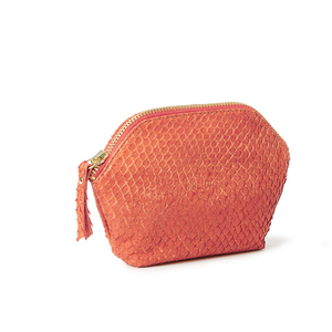 Cosmic Bag #mitte - coral salmon - NINE TO FIVE