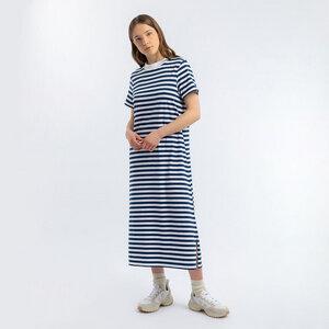 T-Shirt Kleid - Rotholz