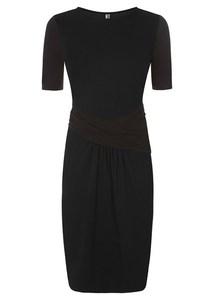 Nikita Dress Black - People Tree