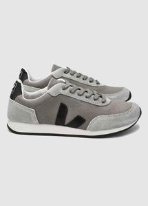 Arcade Canvas Oxford Grey Black - Veja