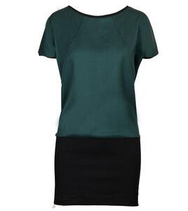 Linda Kleid - recyceltes Polyester und Bambus - LASALINA