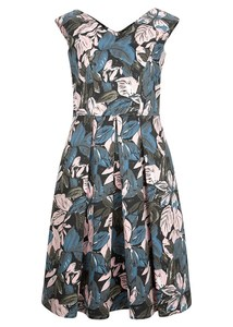 Abby Flared Dress - People Tree