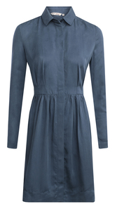 Galia Dress Denim - Komodo