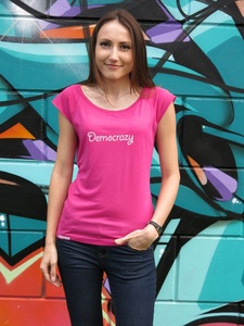 Democrazy T-Shirt for Women - awear