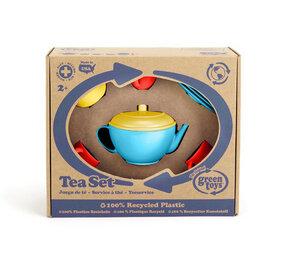 Teeservice blau - Green Toys