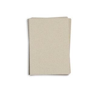A3 Graspapier 300 g/m² - 10 Blatt - Matabooks