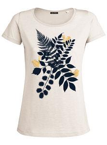Golden Birds - Adores Slub - T-Shirt - GreenBomb