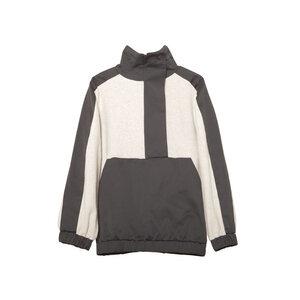 Windbreaker Jacket Xin white / black - KOLO Berlin