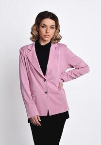Blazer, Longblazer tailliert rosa - SinWeaver alternative fashion