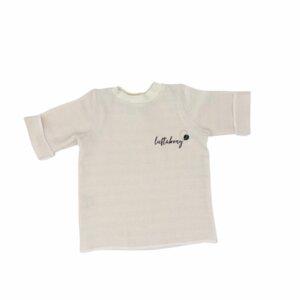 BIO T - Shirt Musselin Nature - luftabong