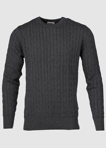 Cable Knit Phantom - KnowledgeCotton Apparel