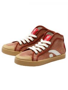 Damen und Herren High Top Sneaker Bio-Baumwolle - Grand Step Shoes