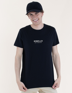 Daniel T-Shirt aus Modal-Buchenfaser & Bio-Baumwolle mit Timeless Druck - Re-Bello