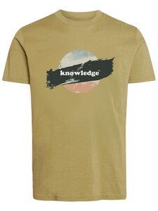 Herren T-Shirt Alder earth reine Bio-Baumwolle - KnowledgeCotton Apparel