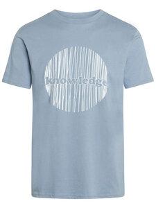 Herren T-Shirt Alder circle tee reine Bio-Baumwolle - KnowledgeCotton Apparel
