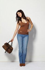 Beauty-Jeans * azur - Pearls of Laja