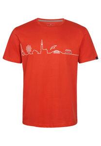 Herren T-Shirt In 81 Tagen - Elkline