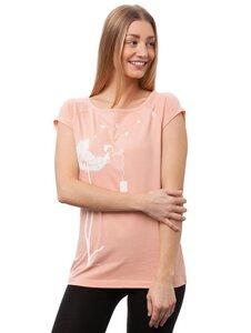 Damen T-Shirt Pusteblume Bio Fair - FellHerz