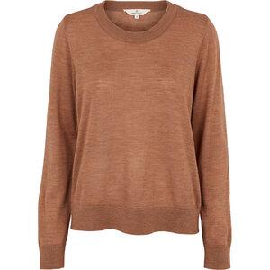 Strickpullover - Vera sweater - aus Merinowolle - Basic Apparel