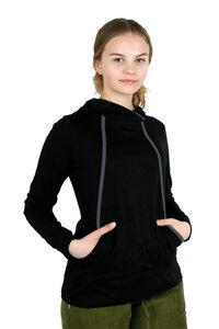 Fairtrade Damen Langarmshirt aus Bio-Baumwolle Madra - NEPALAYA